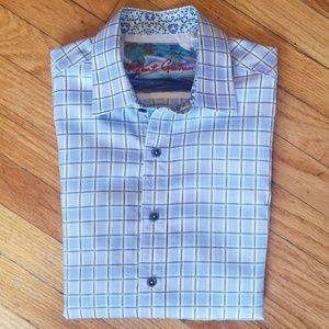 Robert Graham Shirt VERY NICE!! Men's Medium